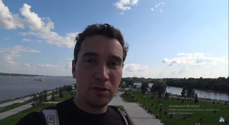 Московский блогер облил грязью визитную карточку Ярославля