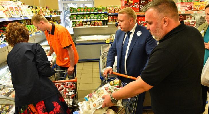 """""""Товар снимали партиями"""": чиновники наведались в магазины с просрочкой в Ярославле"""