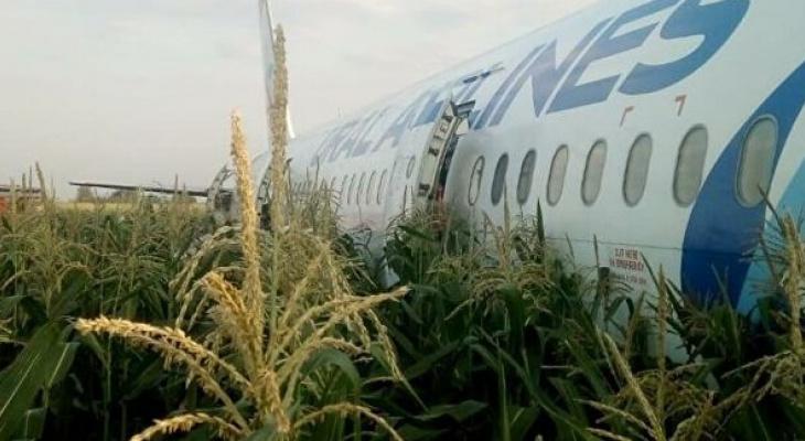 """""""Это было падение"""": ярославна о том, что произошло перед экстренной посадкой самолета в Подмосковье"""