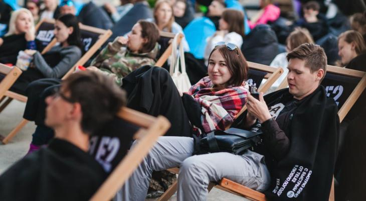 В субботу в парке на Стрелке ярославцам покажут лучшие короткометражки