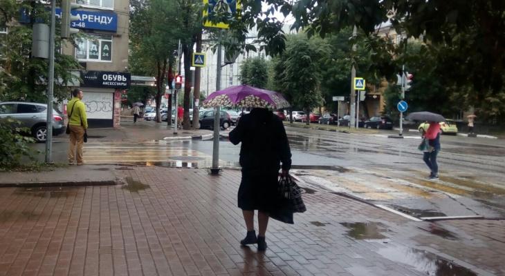 Теплый циклон задержится: когда вернется жара в Ярославль