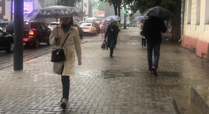 Черноморский циклон столкнулся с атлантическим: ждать ли тепла в августе
