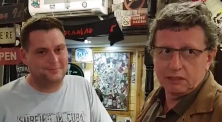 Хозяину-валерьянки: Ширвиндт проверил ярославские кафе