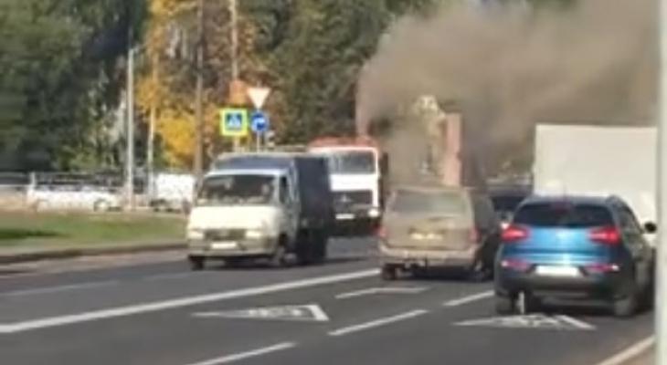 Высмеяли ярославцы: из-за скандального ролика у подрядчика отобрали район Ярославля