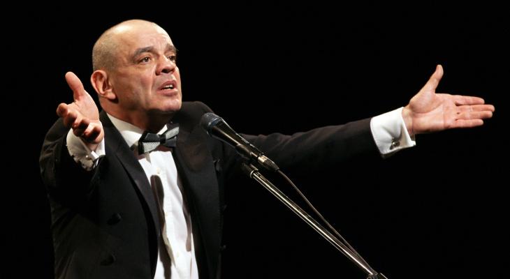 В Ярославле выступит Константин Райкин со своим моноспектаклем «Самое любимое»