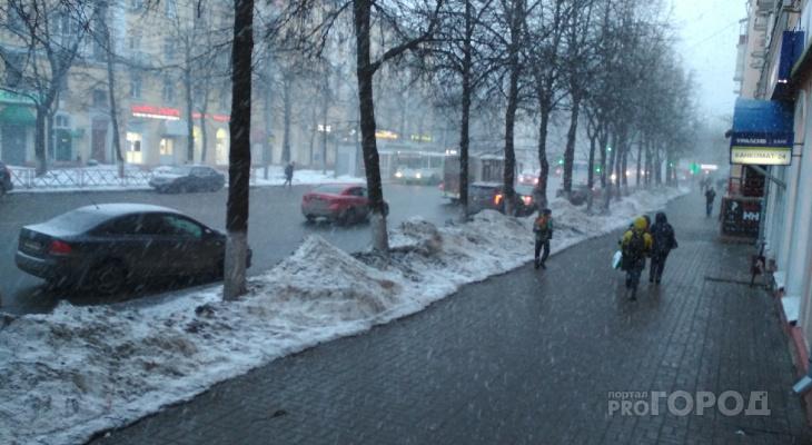 Снегопады и два бабьих лета: странный октябрь пообещали синоптики