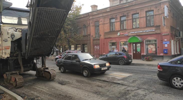 """Запрещаем такой ремонт"": о табу на дороге рассказали ярославцам"