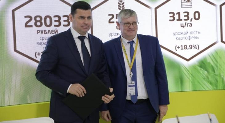 """Губернатор: """"Новый животноводческий комплекс построят в Ярославской области"""""""