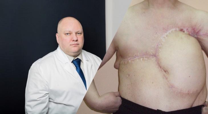 """Выживают с раком четвертой степени: врачи из Ярославля показали фото """"до"""" и """"после"""""""