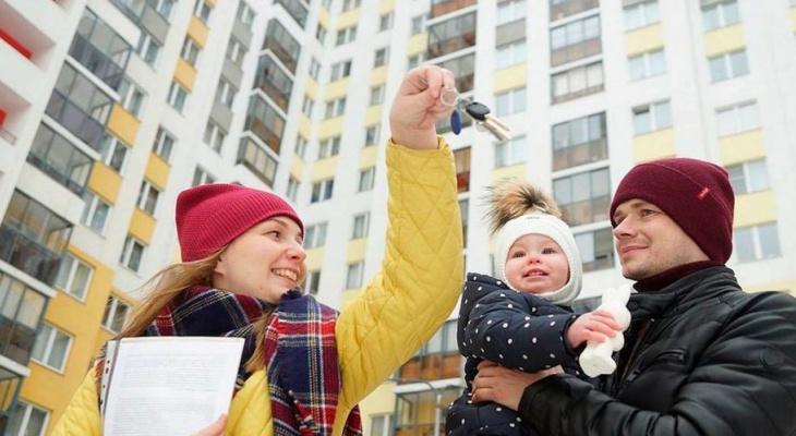 """Правительство:  Финансирование программы """"Обеспечение жильем молодых семей"""" увеличат в 1,5 раза в 2020 году"""