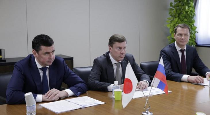 Дмитрий Миронов с делегацией посетил Японию: пять перспектив для региона