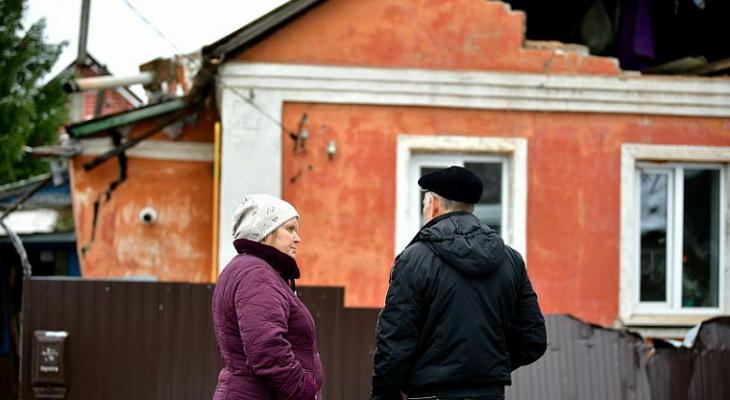 После взрыва вся в ожогах: подробности ЧП в Ярославле