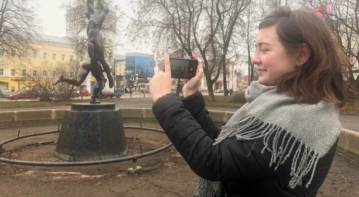 В Ярославле отремонтируют сквер на площади Труда