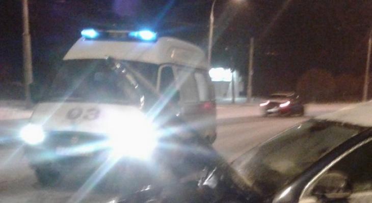 "На ""BMW"" по детям: в Ярославле иномарка сбила ребенка"