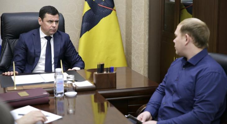 Дмитрий Миронов лично поручил восстановить работу светофоров в Петровском