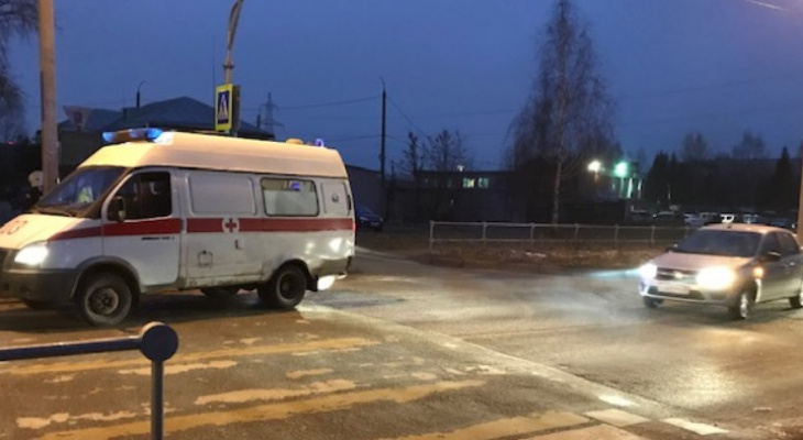"""Проклятая зебра"": за полчаса на дороге задавили несколько ярославцев"