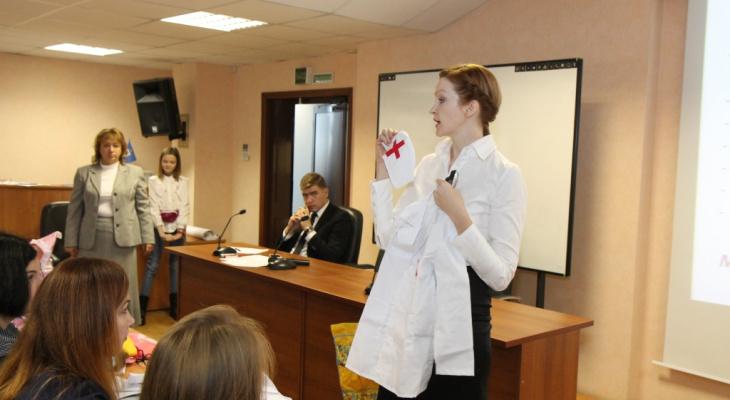 Победительница проекта «Мама-предприниматель» получит 100 тысяч рублей на открытие своего дела