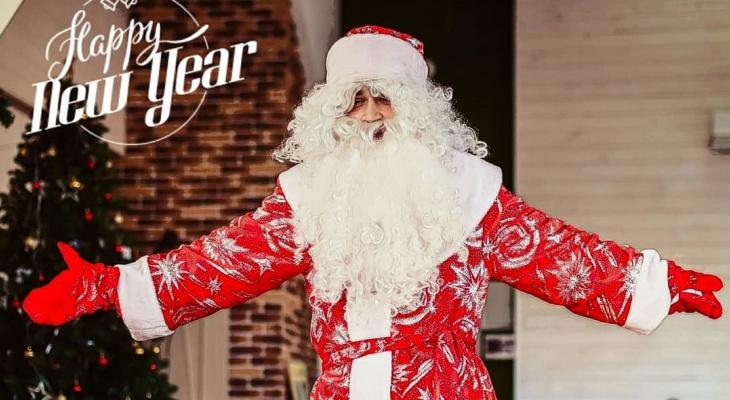 """""""Не предлагайте мне денег"""": ярославец в костюме Деда Мороза бесплатно поздравит детей"""
