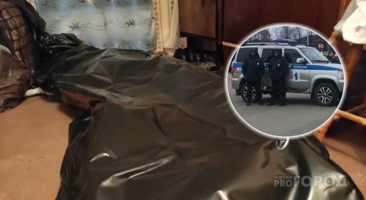 Охранника букмекерской конторы зарезали кухонным ножом в Брагино