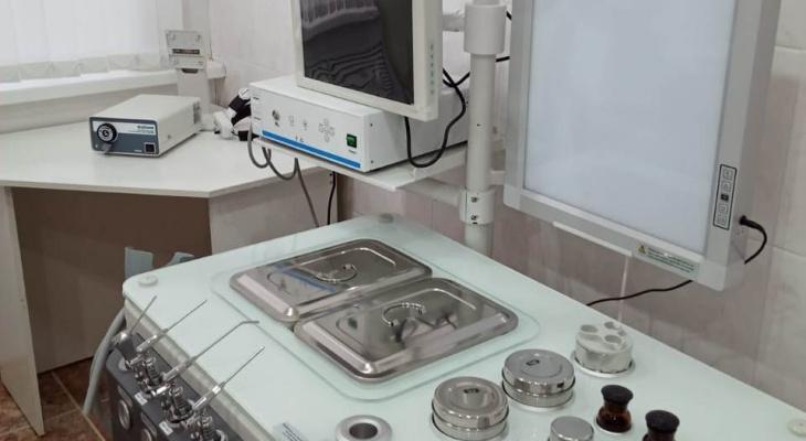 Правительство: новый лор-кабинет открылся  в детской поликлинике №1