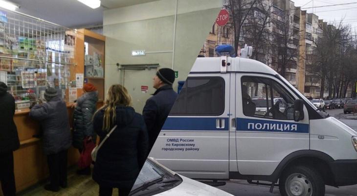 С ножом ворвался в почтовое отделение: нападения в Брагино продолжаются