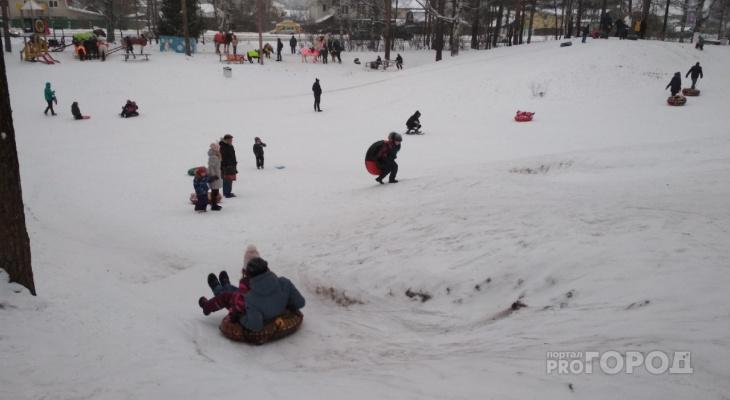 Ждать еще долго: когда в Ярославль придет снег