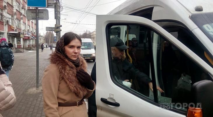 Цены подняли зазря: о новом подорожании в маршрутках  Ярославля