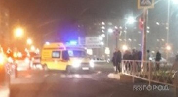 Школьника не заметили: ребенок попал под колеса автомобиля в Ярославле