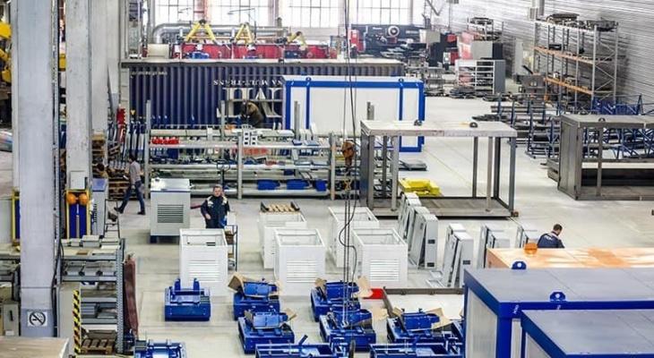 Вложили 150 миллионов: новый завод строят в Ярославской области