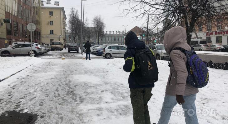Морозы до -25 : что обещают синоптики ярославцам этой зимой