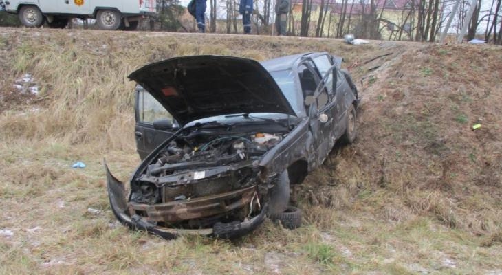 """""""Погибли на месте"""": страшная авария произошла под Ярославлем"""