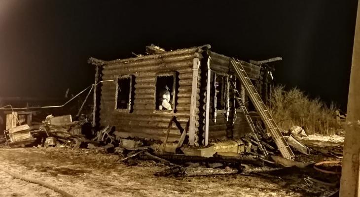 Пытались сбить огонь с детей: новые подробности трагедии под Ярославлем