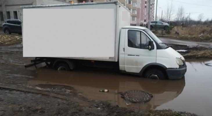 Выбрали подрядчика для ямочного ремонта дорог в Ярославле: сколько заплатят