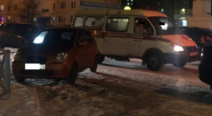 Скорую обвинили в гибели ярославны: реакция депздрава