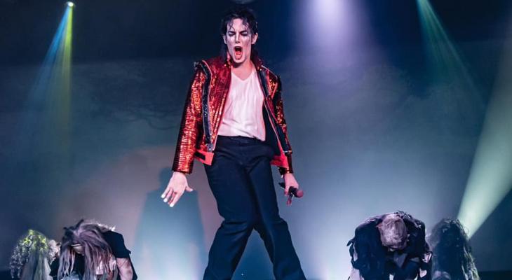 Трибьют-шоу Майкла Джексона из Лас-Вегаса «The Legacy» в Ярославле!