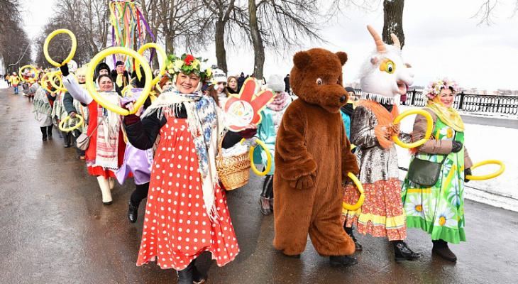 Полная программа Масленицы - 2020 в Ярославле: где погулять