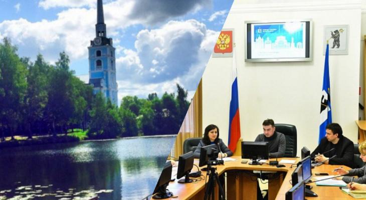 Денег нет: власти попросили ярославцев своими силами сохранить Петропавловский парк