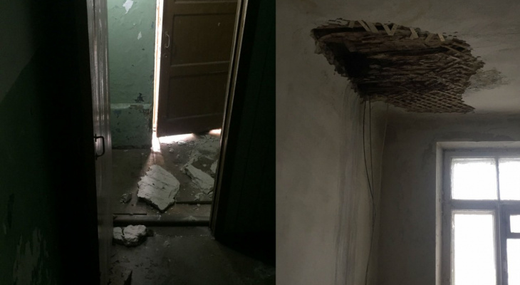 """""""Запросто мог прибить ребенка"""": ярославцы бьют тревогу из-за опасного дома"""