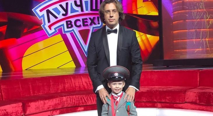 """Маму попросили выйти: малыш из Ярославля покорил Галкина на шоу """"Лучше всех"""""""