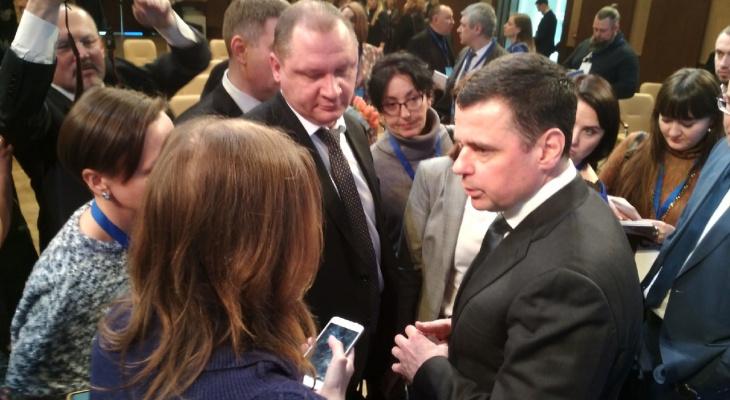 """""""Может, это спровоцировано определенными структурами"""": Миронов высказался о коррупционном скандале в мэрии Ярославля"""