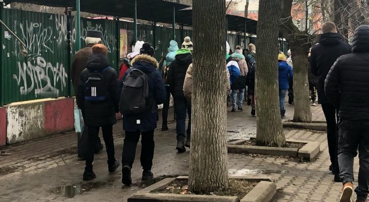 Рекомендация Минпросвещения: школы Ярославля хотят перевести на дистанционное обучение из-за коронавируса