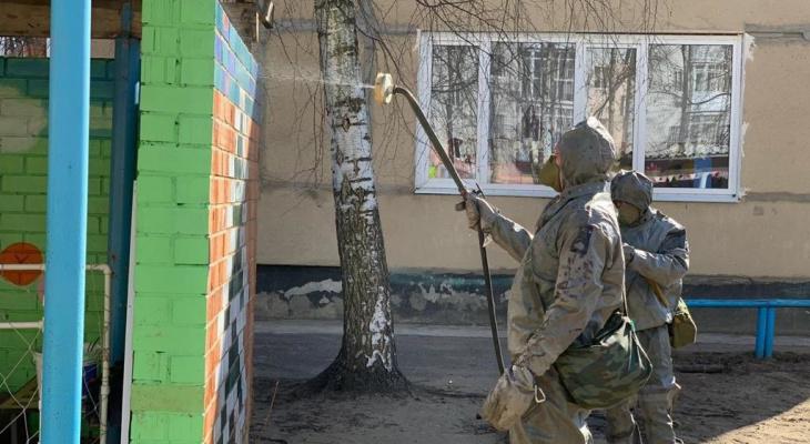 COVID-19 у родителей: два детских сада закрыли в Ярославле
