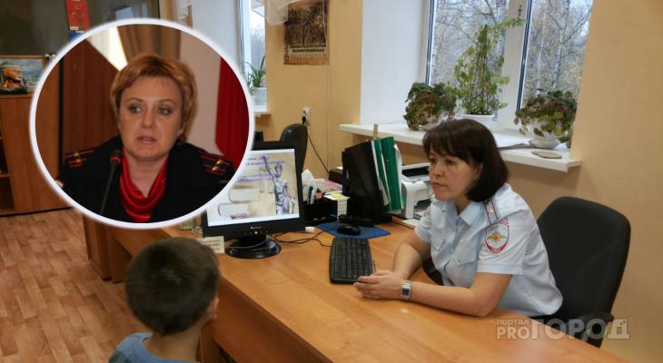 На 10-летие мама подарила... тату: как в Ярославле полицейские спасают маленьких преступников