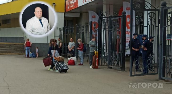 Не открывайтесь для инфекции: об опасности выхода из самоизоляции предупредил врач из Ярославля