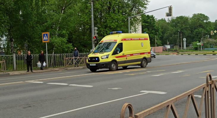 Перепугался и уехал: найден водитель, из-за которого умерла пенсионерка в Ярославле