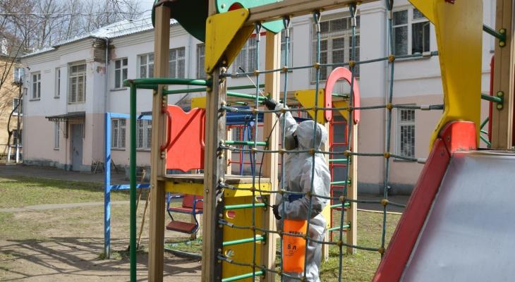 У сотрудника Covid-19: дежурную группу в детском саду закрыли под Ярославлем
