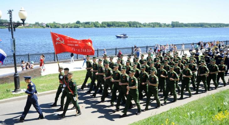 Губернатор поздравил ярославцев с 75-летием победы в Великой Отечественной войне
