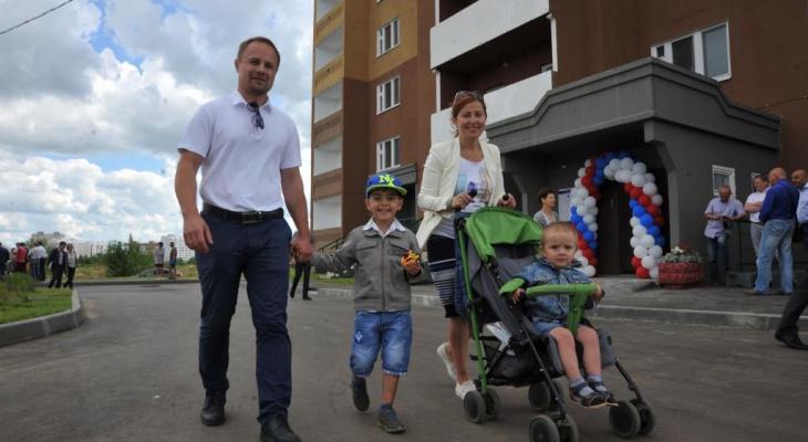 Правительство области: 8780 квадратных метров жилья расселят по региональной программе
