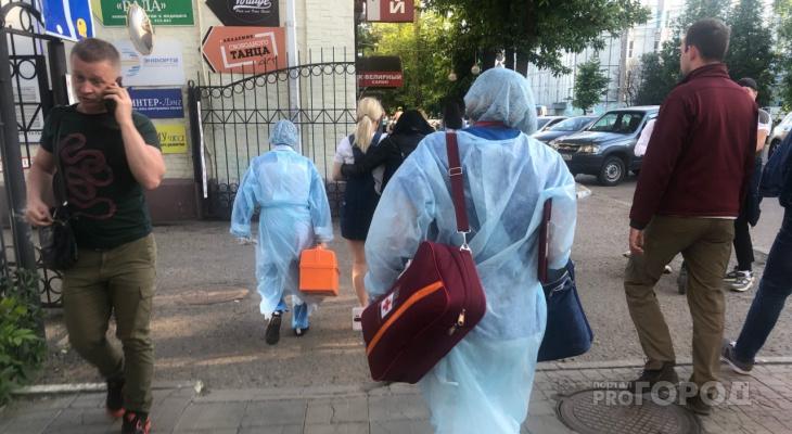 Куда обратиться за финансовой помощью: сорок один ярославец за день заболел корнавирусом