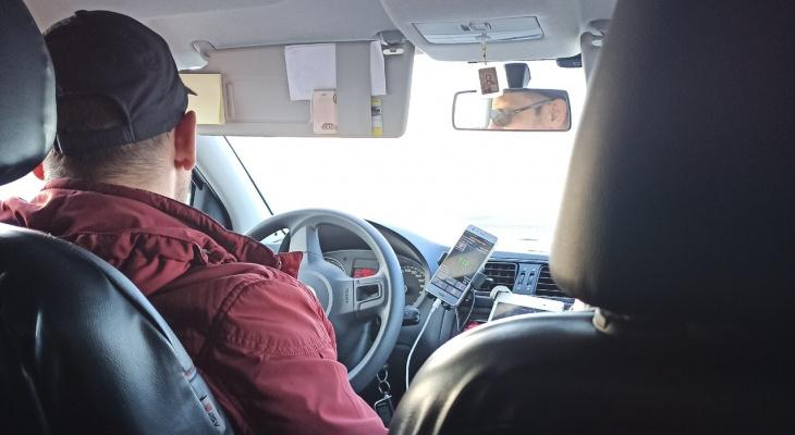 В Ярославле задержали опасного пассажира такси: подробности преступления